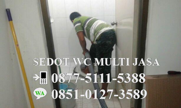 Ahli menangani sedot wc mampet kloset mampet Ponorogo